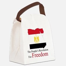 Freedom revolution Canvas Lunch Bag
