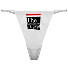 Revolution of Egypt Classic Thong