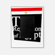 Revolution of Egypt Picture Frame