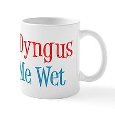 Smigus Dyngus Makes Me Wet Small Mug