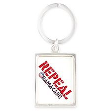 repeal_o_shirt Portrait Keychain