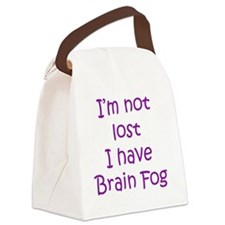 brainfog Canvas Lunch Bag