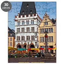 Trier Cross Monument Puzzle