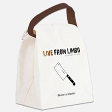 tong Canvas Lunch Bag