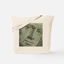 FIN-thomas-jefferson-6x6 Tote Bag