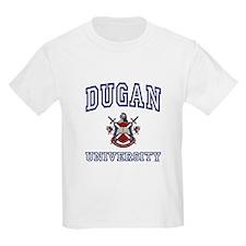 DUGAN University Kids T-Shirt
