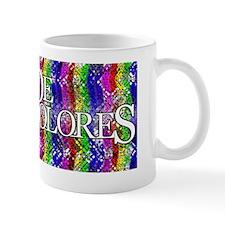 DeColores Front Notecard1 Mug
