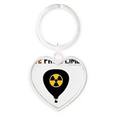 golf.shirt Heart Keychain