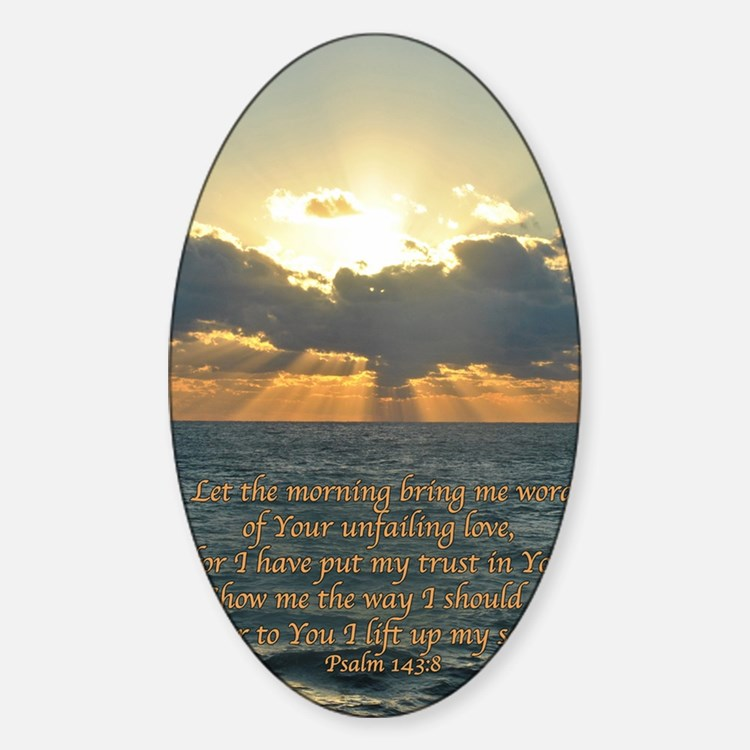 psalm143v Decal