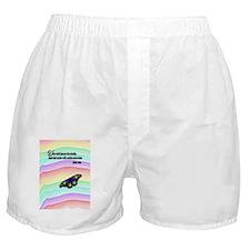 YouWillKnowtheTruth5 7 Boxer Shorts