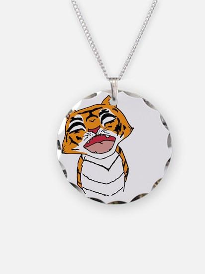 TigerPlain Necklace