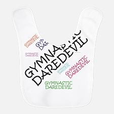 Gymnastics Daredevil Bib