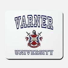 VARNER University Mousepad
