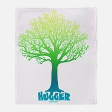 tHuggerNrainbTR Throw Blanket