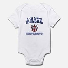 ANAYA University Infant Bodysuit