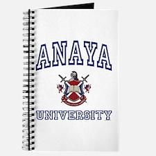 ANAYA University Journal