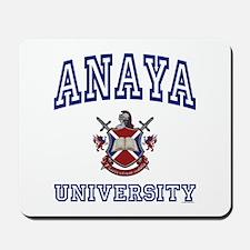 ANAYA University Mousepad