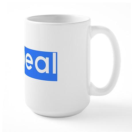 repeal-bumper-blue Large Mug