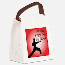 cp_karate3 Canvas Lunch Bag