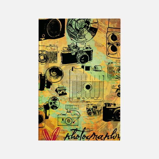 hg-8x10-lovephotography Rectangle Magnet