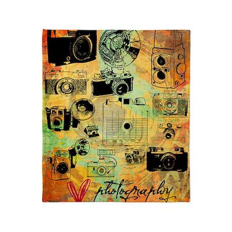 hg-8x10-lovephotography Throw Blanket