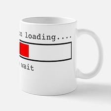 Pedantic opinion loading-1 Mug