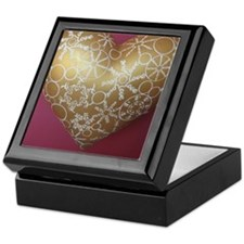Canvas heart_adreveno 16x20 Keepsake Box