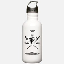 TZH_LOGOwhite Water Bottle