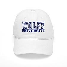 WOLFF University Baseball Cap