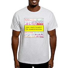cp_distract T-Shirt