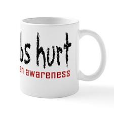 crumbs_hurt_face Mug