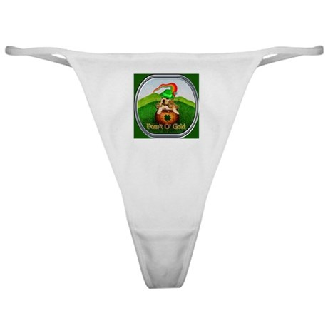 Cocker Spaniel Gifts Classic Thong
