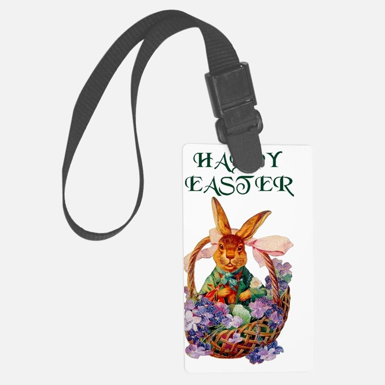 EASTER BUNNY Luggage Tag