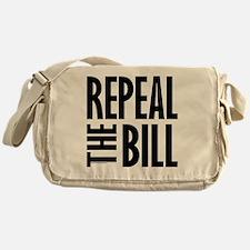 REPEALtheBILL-B Messenger Bag