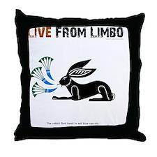 T_Shirt.L Throw Pillow