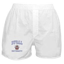 DUVALL University Boxer Shorts