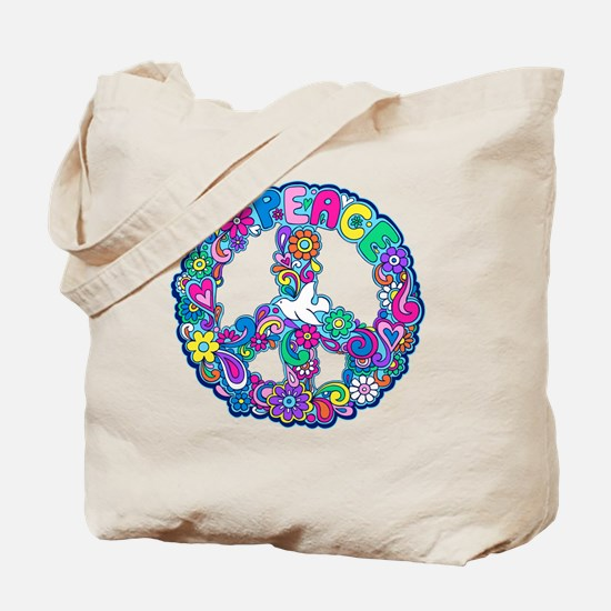peace 01 Tote Bag
