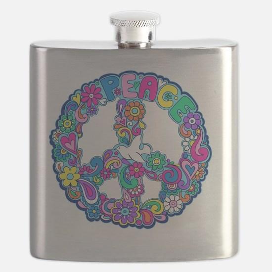 peace 01 Flask