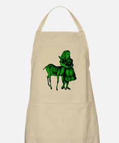 Alice with Fawn Green Fill Apron