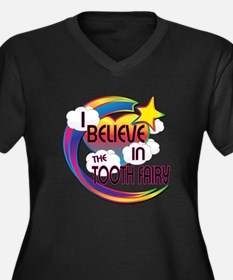 I Believe In The Tooth Fairy Cute Believer Desig W