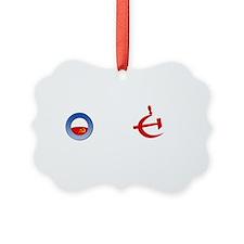 Repeal Obama for Dark Ornament