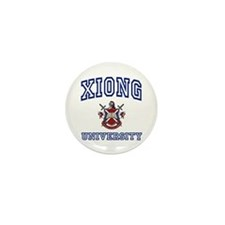 XIONG University Mini Button (10 pack)