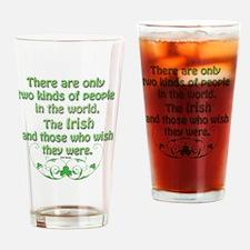 st Patricks Day...The Irish Drinking Glass