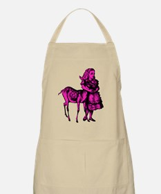 Alice with Fawn Pink Fill Apron