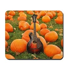 FramedArtLarge_Gibson_Pumpkins Mousepad