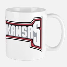 Arkansas Banner Mug