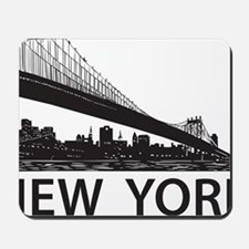New York Skyline Mousepad
