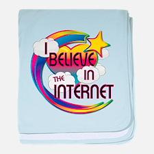 I Believe In The Internet Cute Believer Design bab