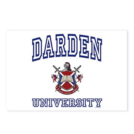 DARDEN University Postcards (Package of 8)