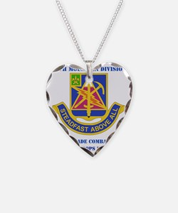 10TH MTN DIV-4BCT-SPECIAL TRO Necklace